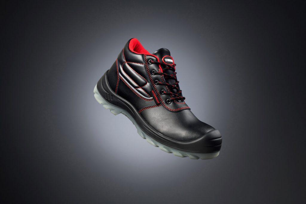 Fósforo calzado de seguridad fotoluminiscente paredes seguridad