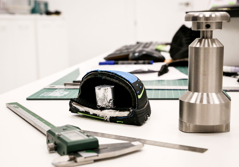 Componentes imprescindibles del calzado de seguridad